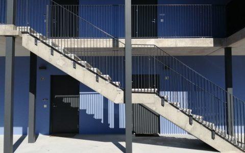 Optima metallikaide portaisiin